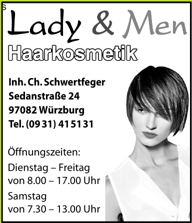 Lady & Men Haarkosmetik
