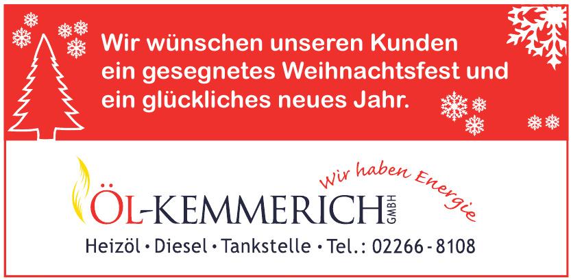 Öl-Kemmerich GmbH