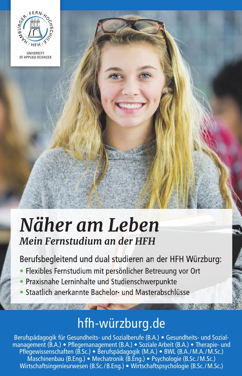 HFH - Hamburger - Fern - Hochschule
