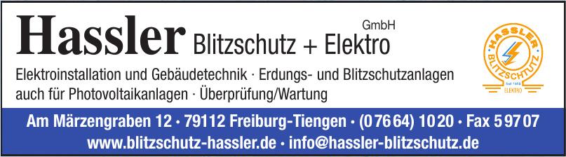 Hassler Blitzschutz + Elektro GmbH
