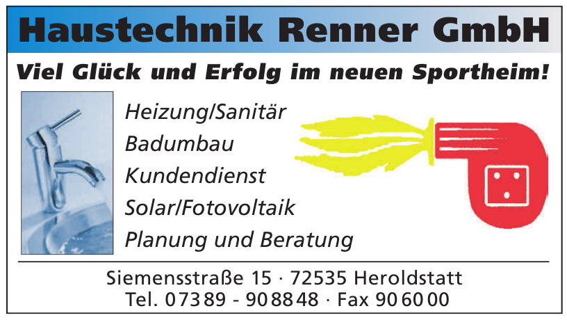 Haustechnik Renner GmbH