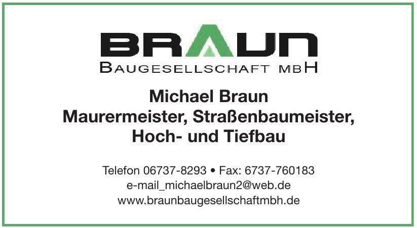 Braun Baugesellschaft mbH