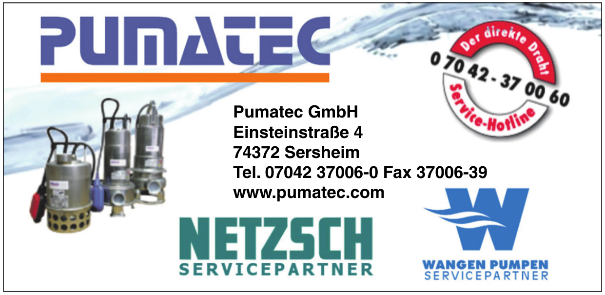 Pumatec GmbH