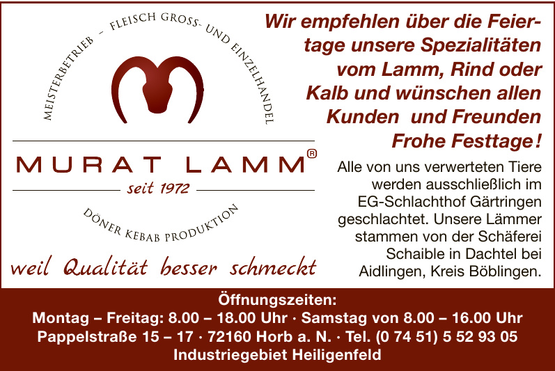 Murat Lamm GmbH