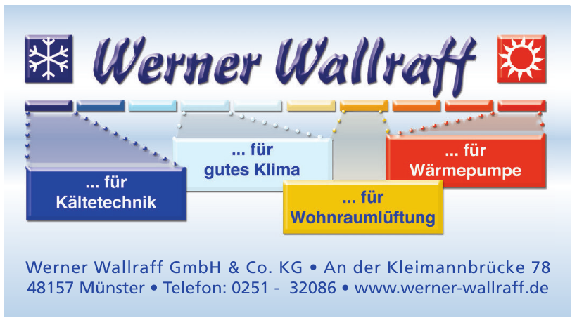 Werner Wallraff GmbH & Co. KG