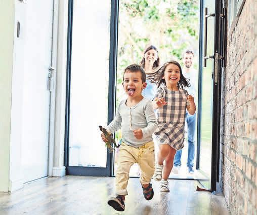 Aufgrund der weiteren Preisentwicklung kann es sich lohnen, jetzt zu kaufen, um der nächsten Generation eine sichere Zukunft zu bieten. Foto: FC