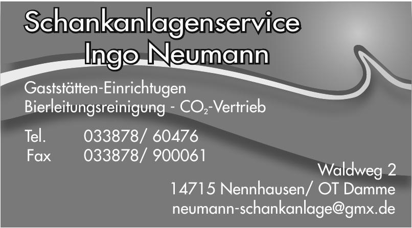 Schankanlagenservice Ingo Neumann