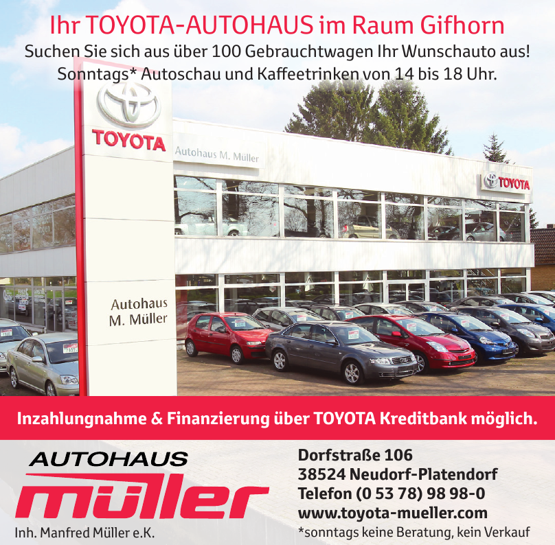 Autohaus Manfred Müller