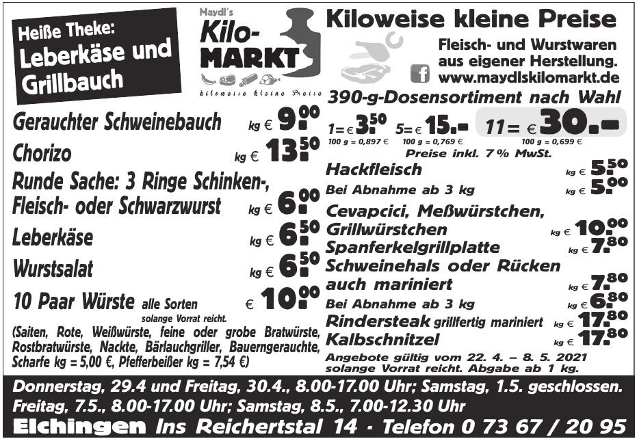 Maydl´s Kilo-Markt