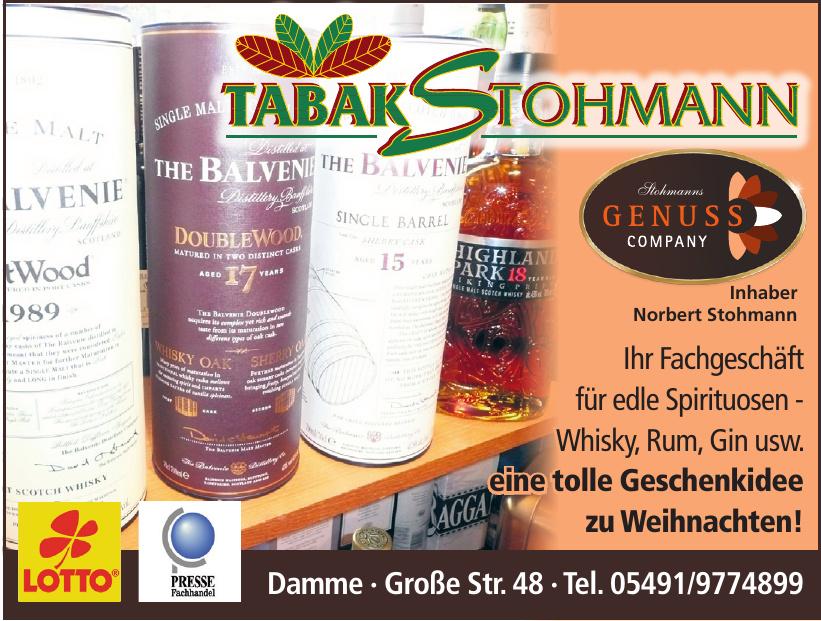 Tabak Stohmann