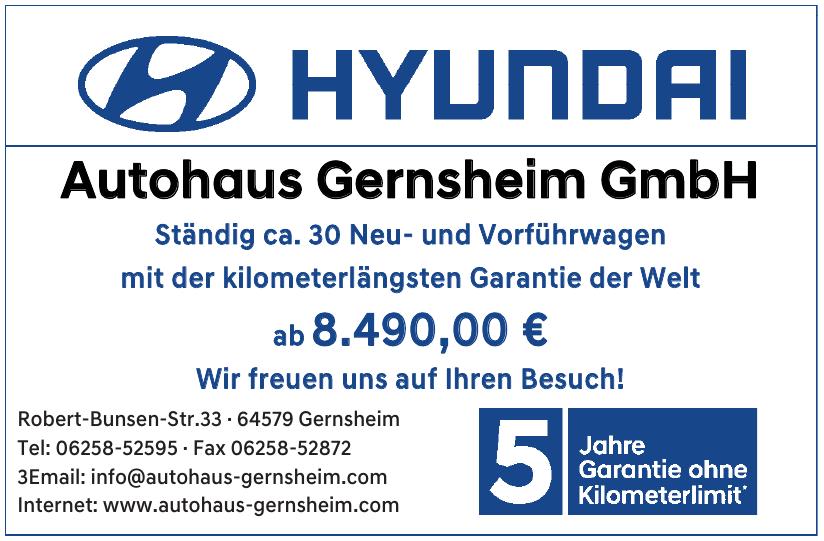 Autohaus Gernsheim