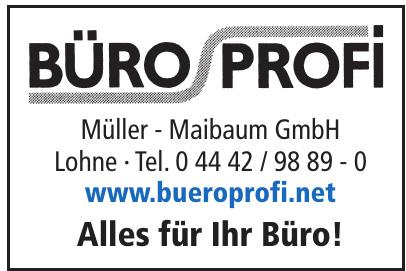 Müller - Maibaum GmbH