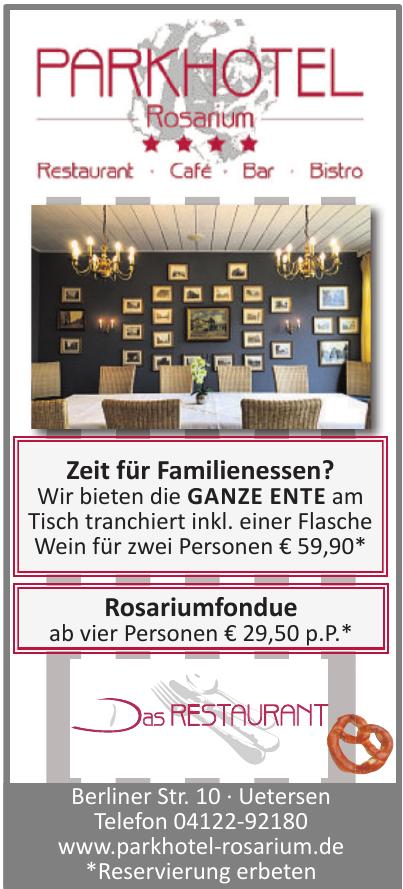 Parkhotel Rosarium