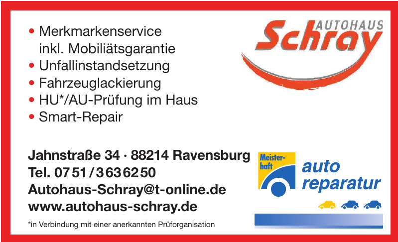 Autohaus Schray