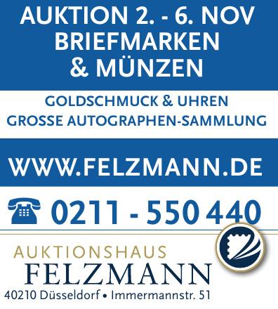Auktionshaus Felzmann