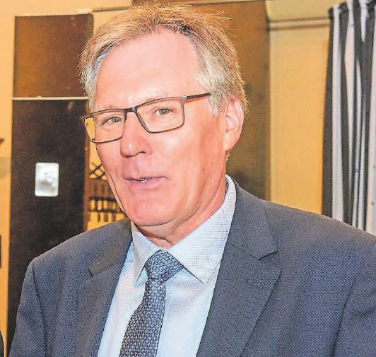 """""""Die Bergische Industrie kommt derzeit wesentlich besser durch die Krise als im Vorjahreszeitraum"""", berichtet Jürgen Steidel von der Vereinigung Bergischer Unternehmerverbände."""