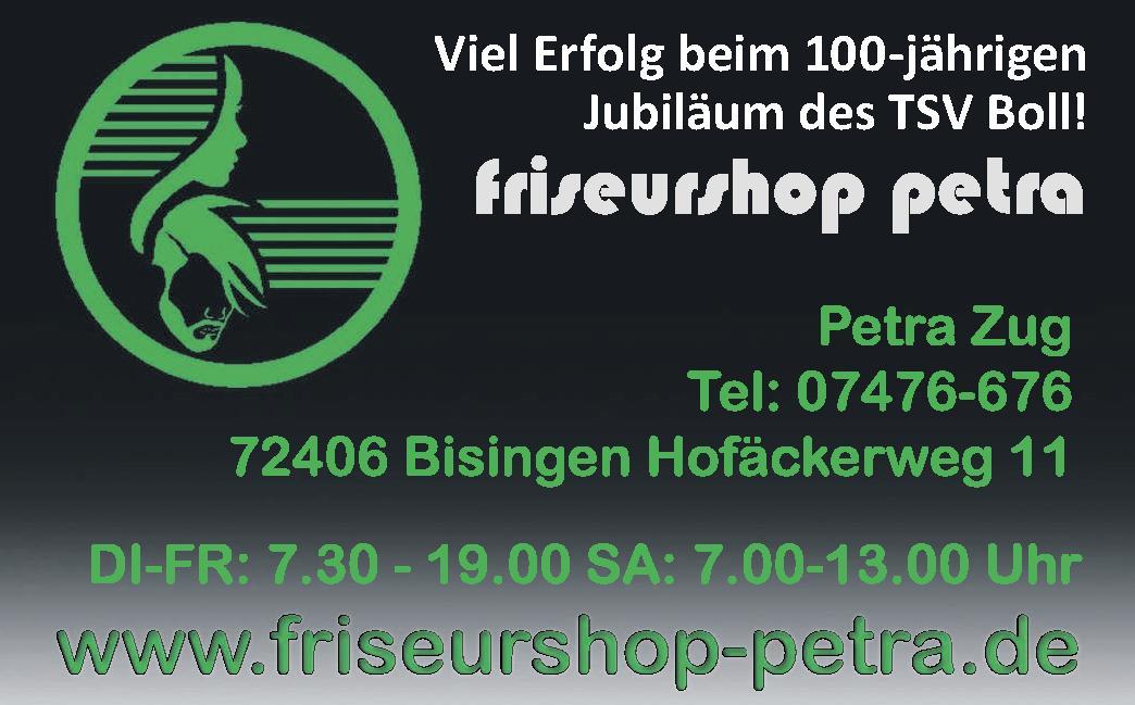 Friseurshop Petra Zug