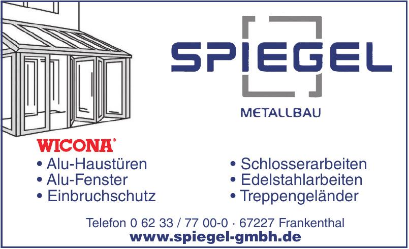 Spiegel Metallbau