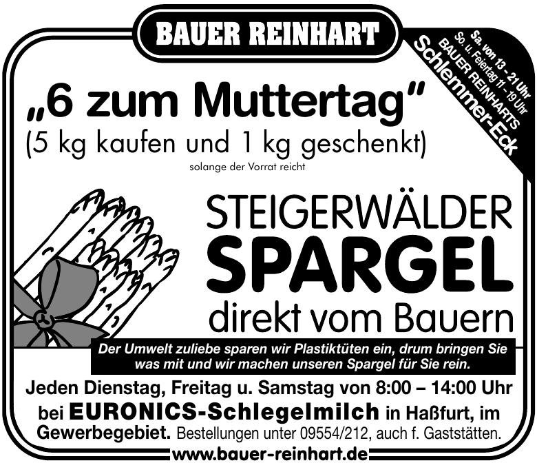 Bauer Reinhart