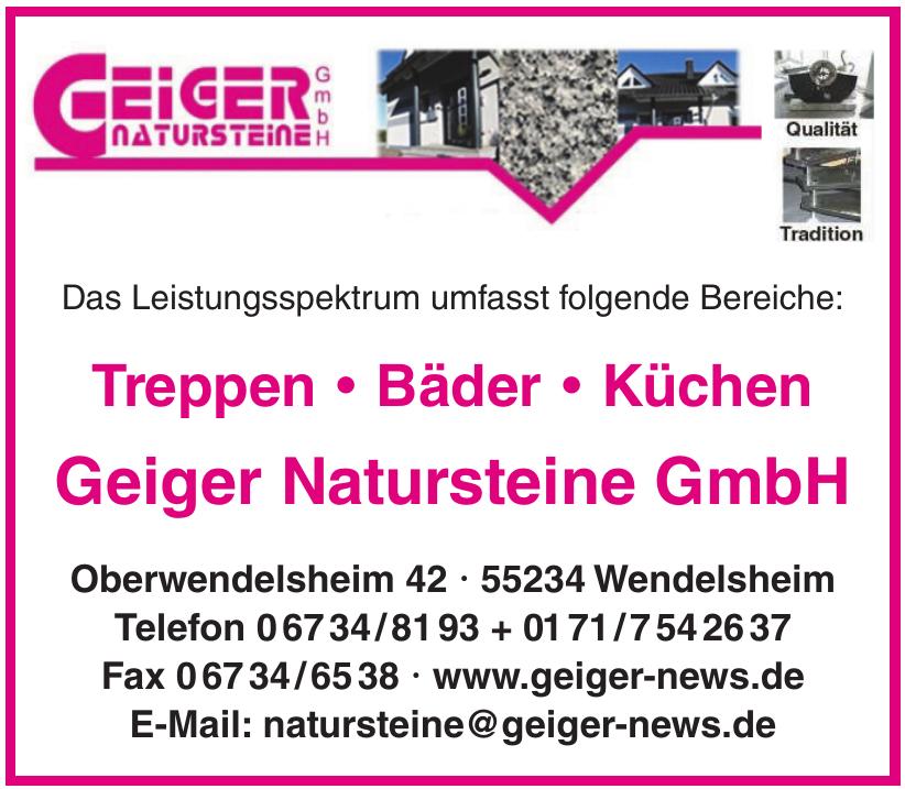 Geiger Natursteine GmbH