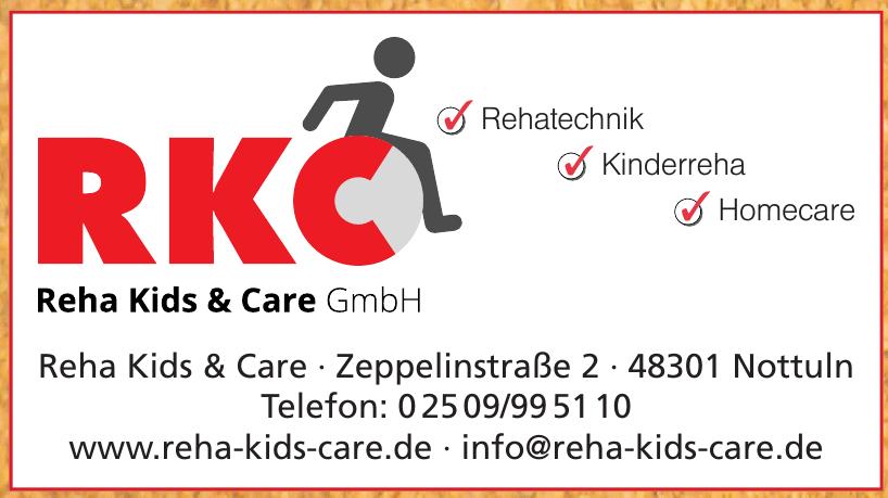 Reha Kids & Care