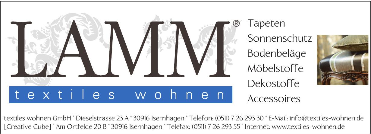 textiles wohnen GmbH