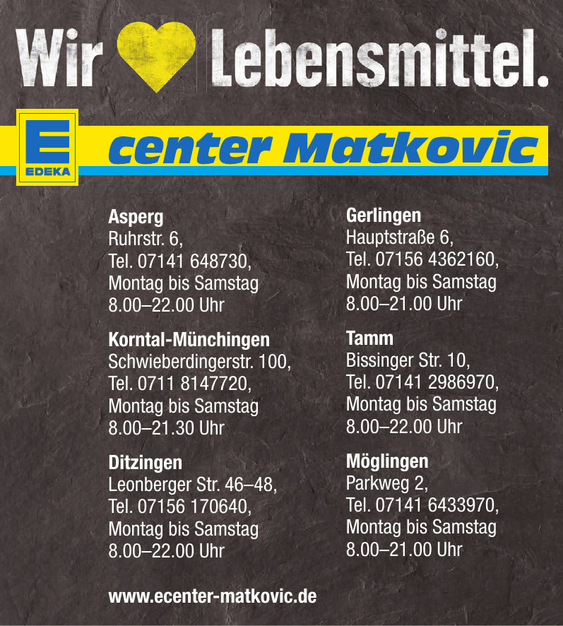 EDEKA Center Matkovic