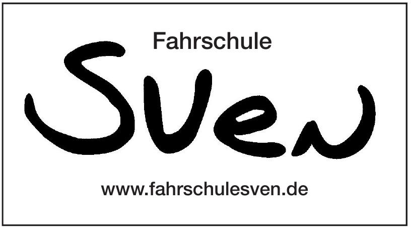 Fahrschule Sven