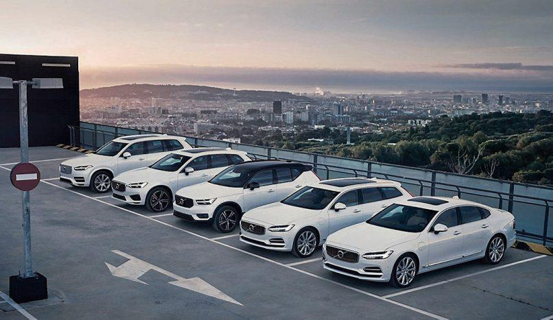 Volvo Hybrid-Modelle