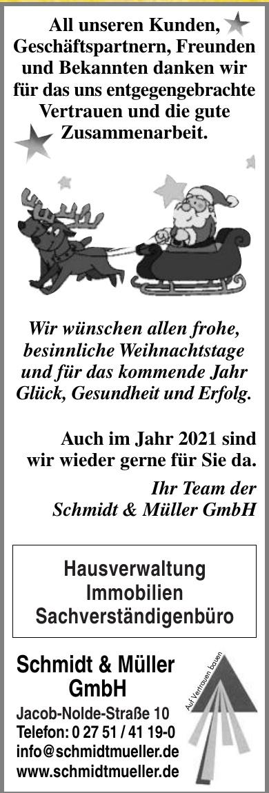 Schmidt & Müller GmbH