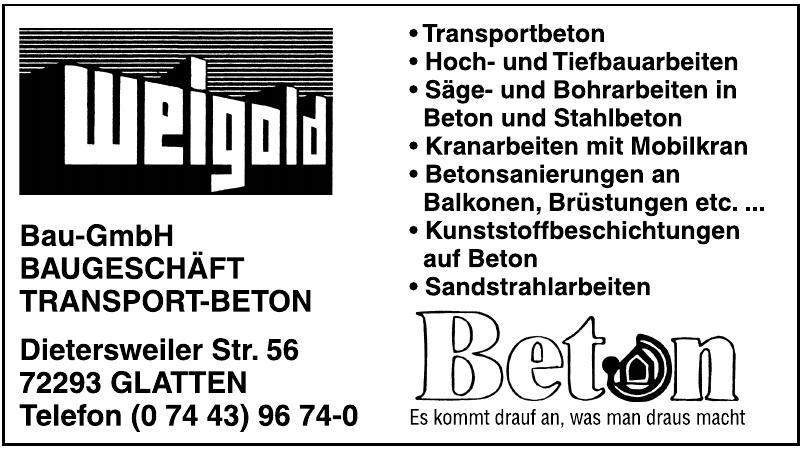 Weigold Bau-GmbH