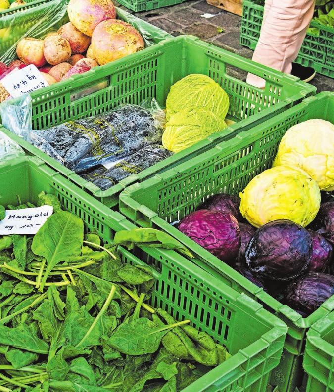 Wer beim Einkauf auf Lokales und Saisonales setzt bewirkt bereits viel. Bild: Getty Images