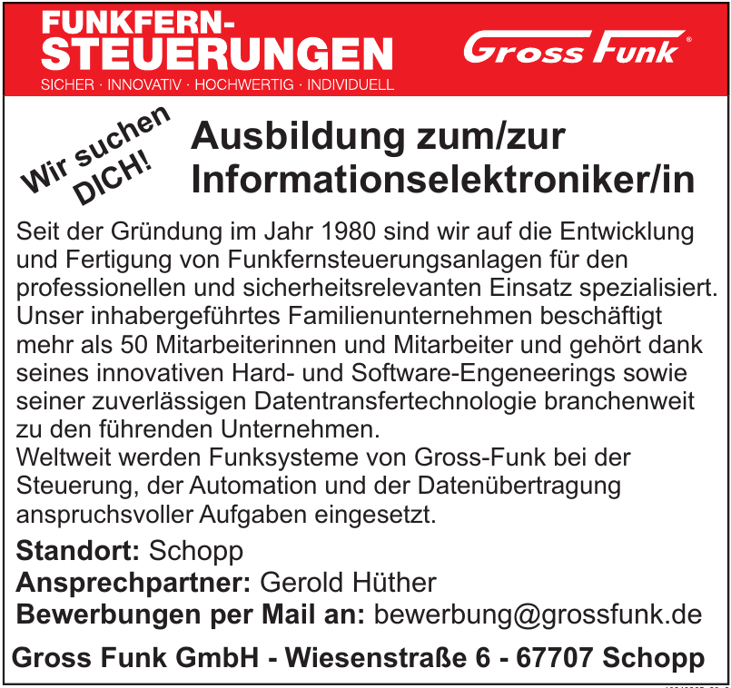 Gross Funk GmbH
