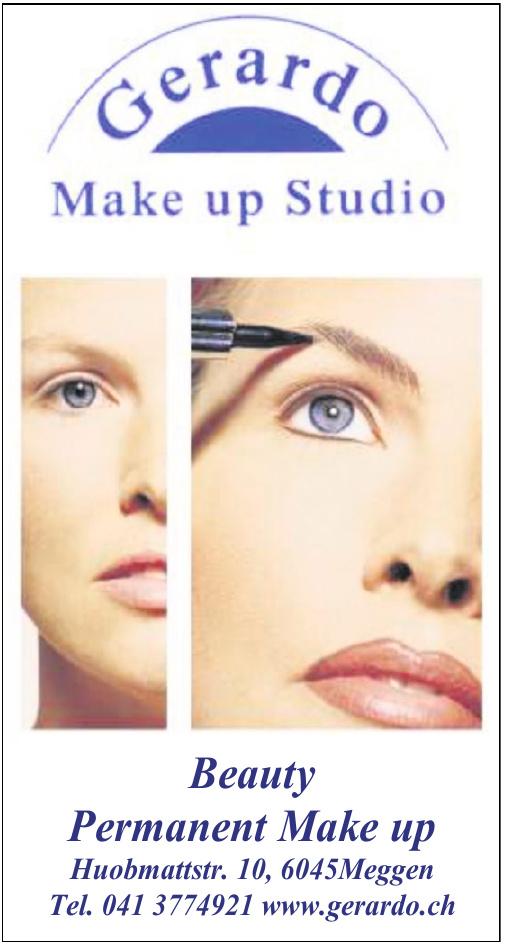 Gerardo Make up Studio