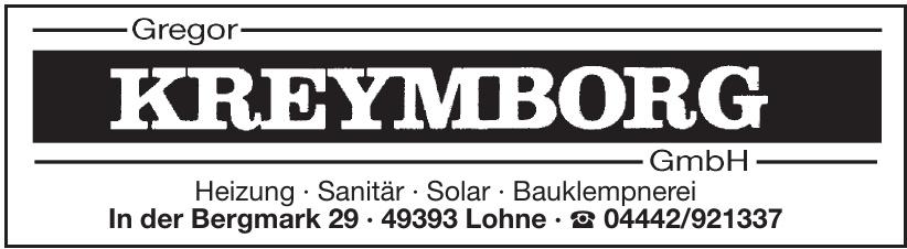 Kreymborg GmbH