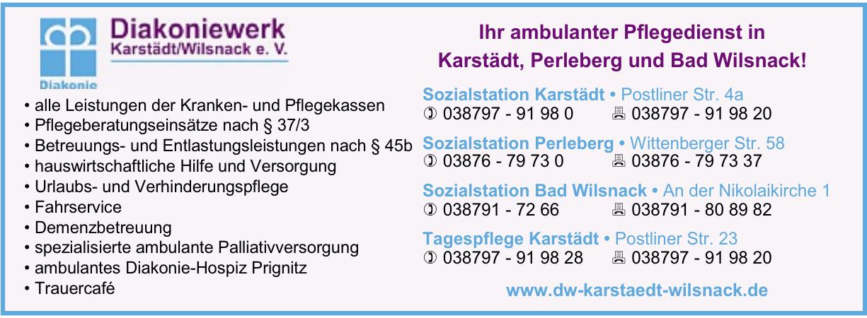 Diakoniewerk Karstädt/Wilsnack e. V.