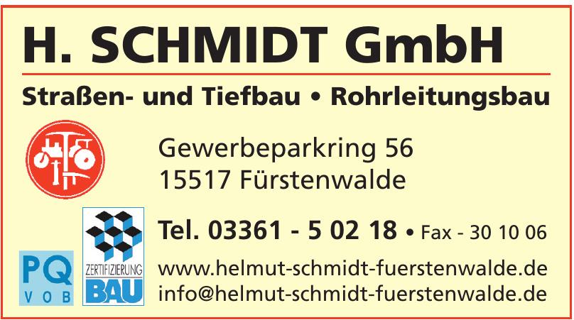 H. Schmidt GmbH
