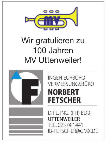 Ingenieurbüro Vermessungsbüro Norbert Fetscher