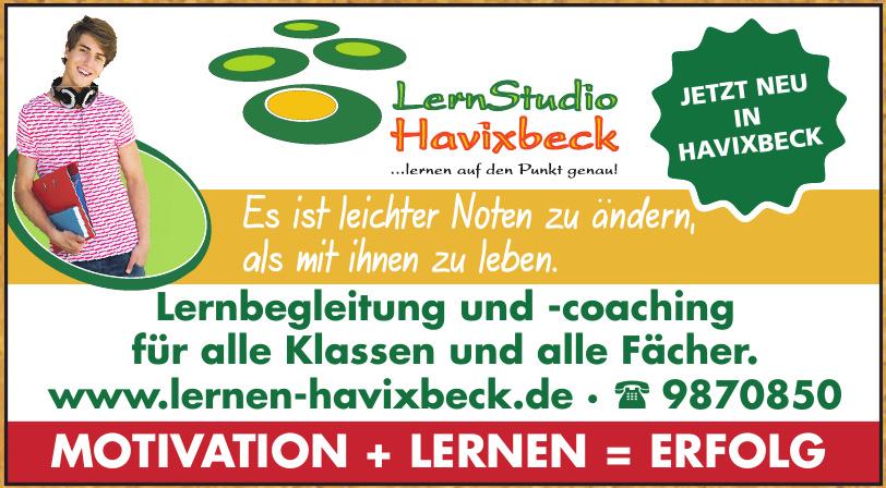 LernStudio Havixbeck