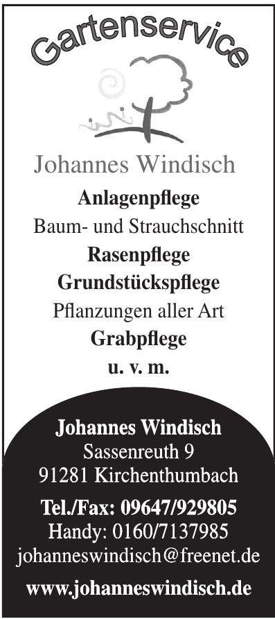 Johannes Windisch