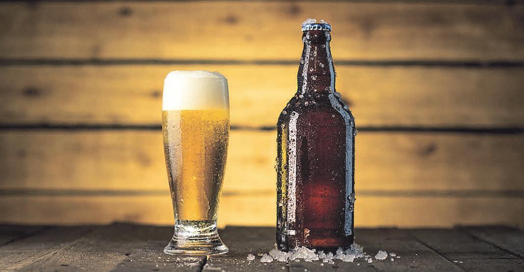 Außergewöhnliche Biere mit Liebe gebraut – das ist Teil der Philosophie um das Craft-Beer.