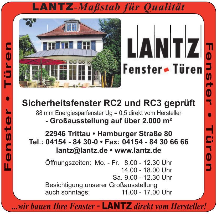 J. Lantz Fenster u. Türen GmbH