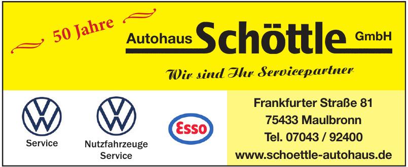 Autohaus Schöttle GmbH