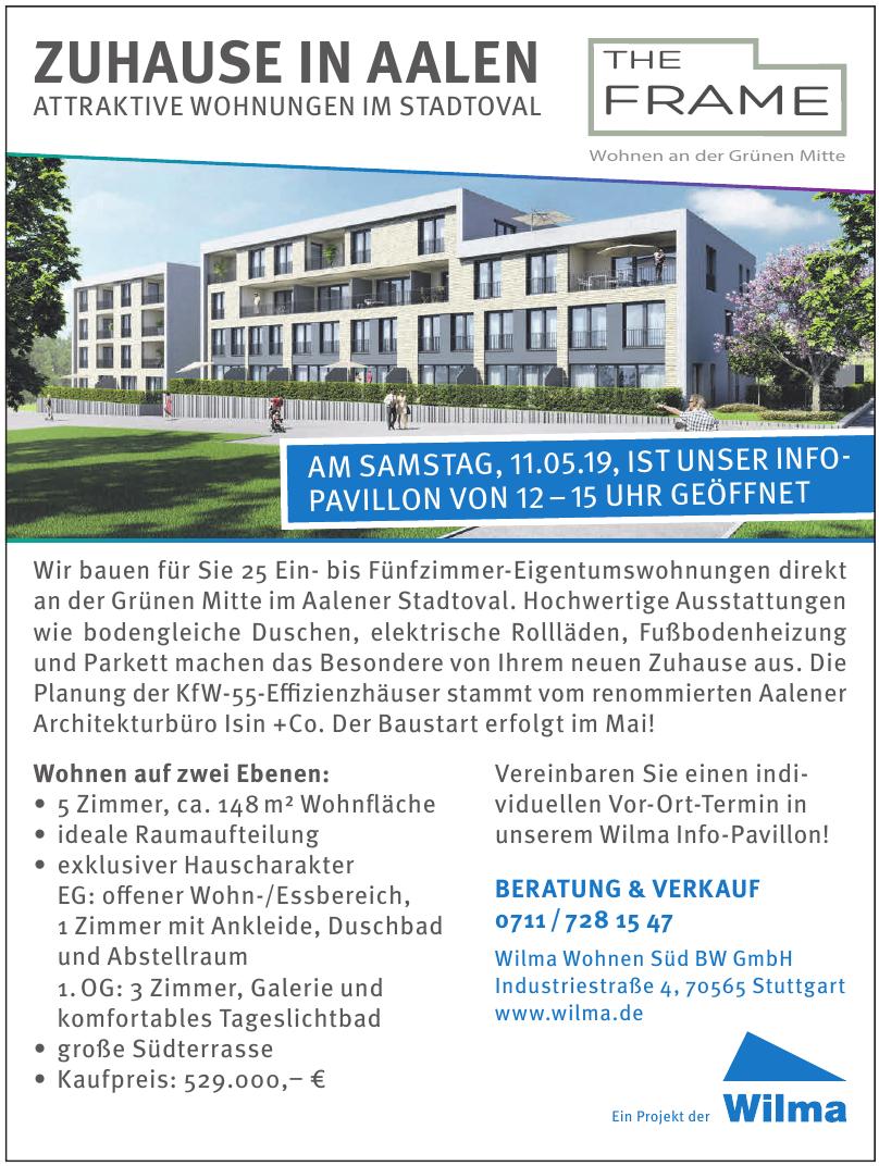 Wilma Wohnen Süd BW GmbH