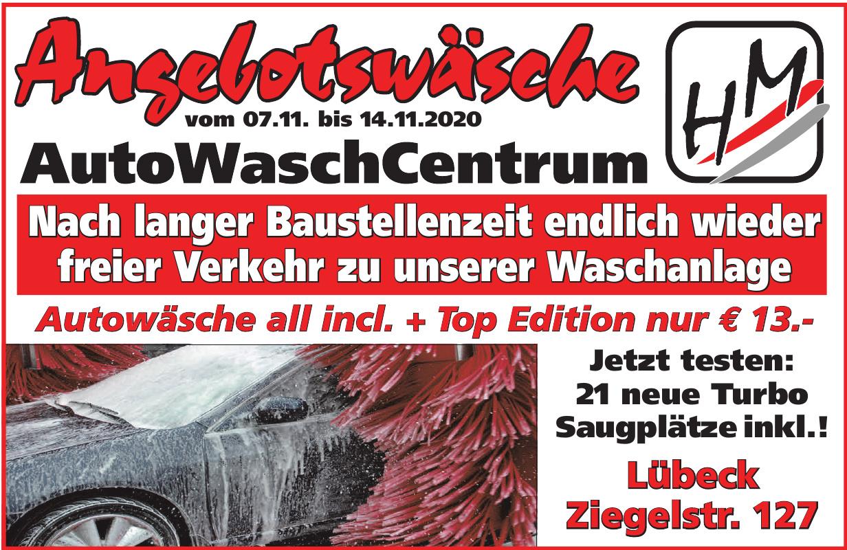 AutoWaschCentum Lübeck