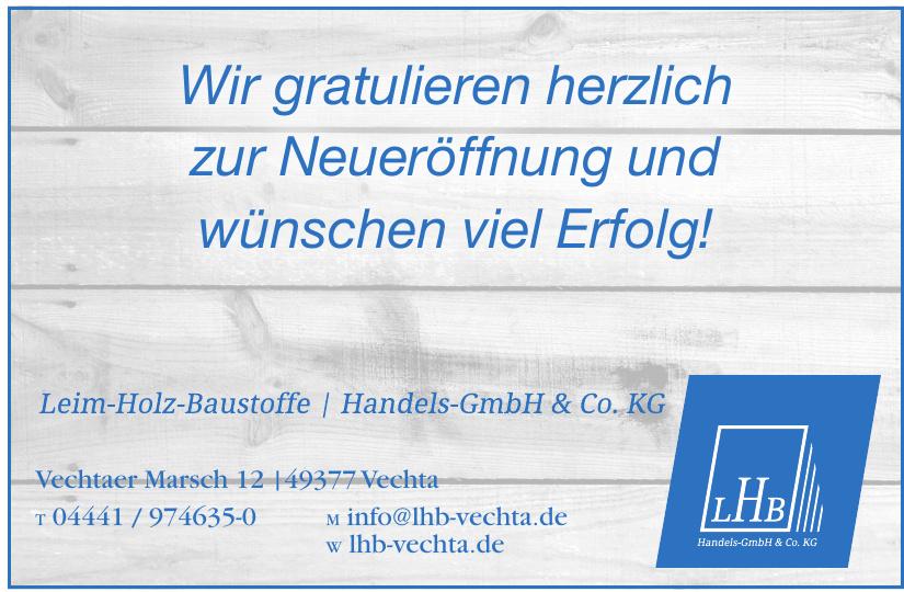 Leim Holz Baustoffe/Handels GmbH & Co KG