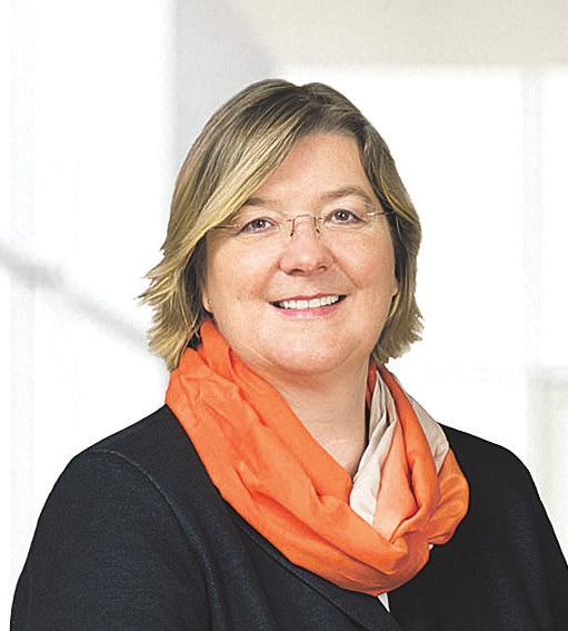 Jutta von Bargen ist Leiterin Vermögensmanagement bei der Hamburger Volksbank