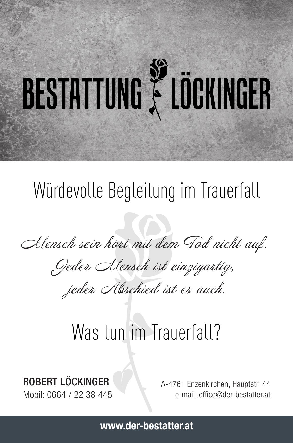 Bestattung Löckinger