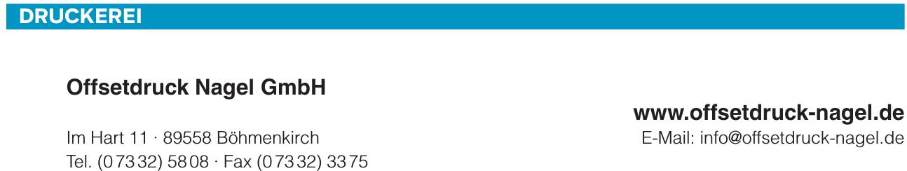 Offsetdruck Nagel GmbH