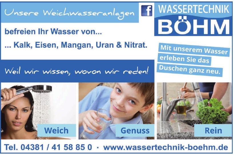 Wassertechnik Böhm